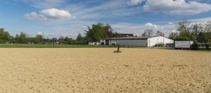 Turnierplatz 60 m x 70 m. Foto: JCH Fotografie