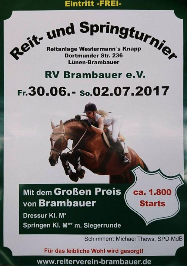 Reit- und Springturnier 2017